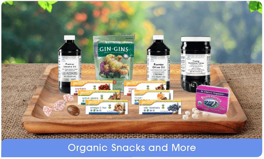 Organic Snaks