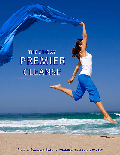 The 21-Day Premier Cleanse Guide